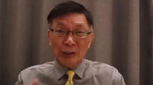 臺大教授自豪宣稱全世界只有中國特別成功 迫不及待要打祖國疫苗